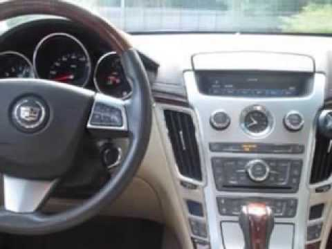 Used 2009 Cadillac Cts 3 6l V6 Greensboro Winston Salem