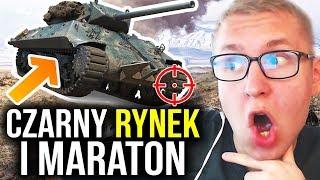 CZARNY RYNEK I MARATON - World of Tanks
