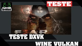 F.E.A.R. 3 DXVK // Wine 3.5 Staging via Lutris HD