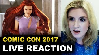 Inhumans Comic Con Trailer REACTION