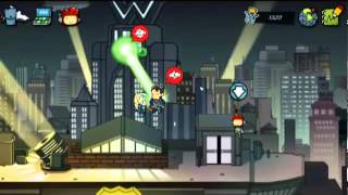 Scribblenauts Arena 1: Bzzd & Saint Walker vs Superboy Prime