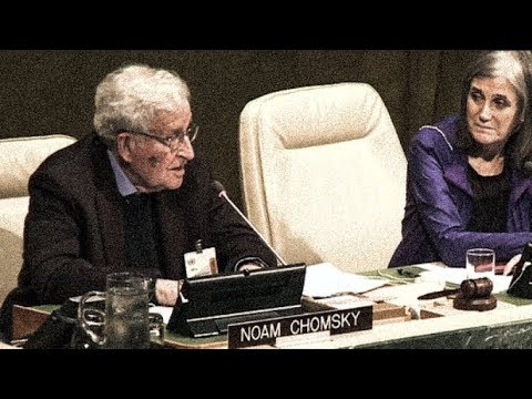 Noam Chomsky on the BDS Movement