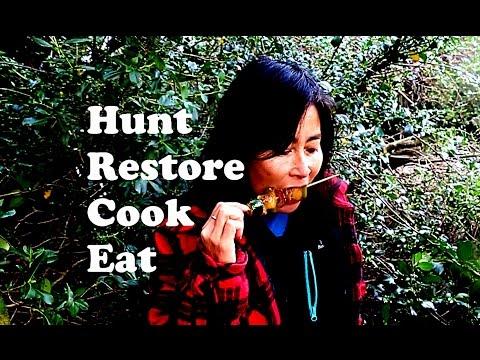 Hunt - Restore - Cook - Eat
