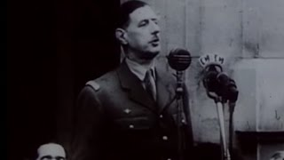 La guerre d'Algérie : De Gaulle Je vous ai compris - 3