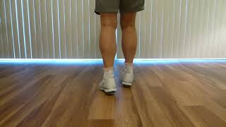 Andy & Hope Beginner Clogging Practice Routine Lesson 3 Part 1 Rocking Chairs and Unclogs