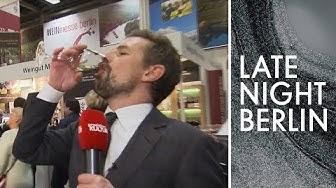 Im Wein liegt die Wahrheit - LNB meets Weinmesse Berlin! | Late Night Berlin | ProSieben