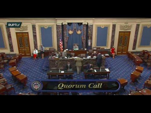 LIVE: US Senate debates Amy Coney Barrett's Supreme Court nomination