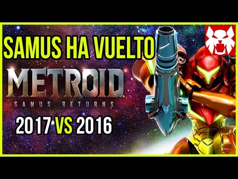 ¡Samus ha vuelto por los fans ! Operation Samus Returns Metroid Samus Returns