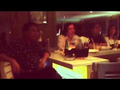 Tribute to bon Jovi at Aruba Jakarta