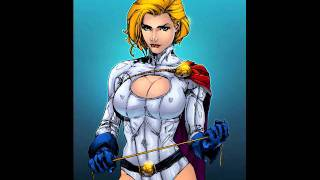 New Found Power-Girl