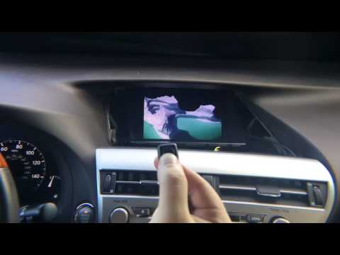 DashConnect Apple CarPlay , Smartphone Mirroring And Multiple Camera Interface For Lexus Vehicles