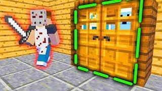 JAK UKRYĆ SIĘ PRZED PSYCHOPATĄ?    Minecraft