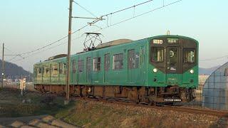 【4K】JR加古川線 普通列車103系電車 カコM4編成