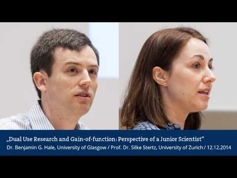 Dual Use Research and Gain-of-Function: Perspective of a Junior Scientist