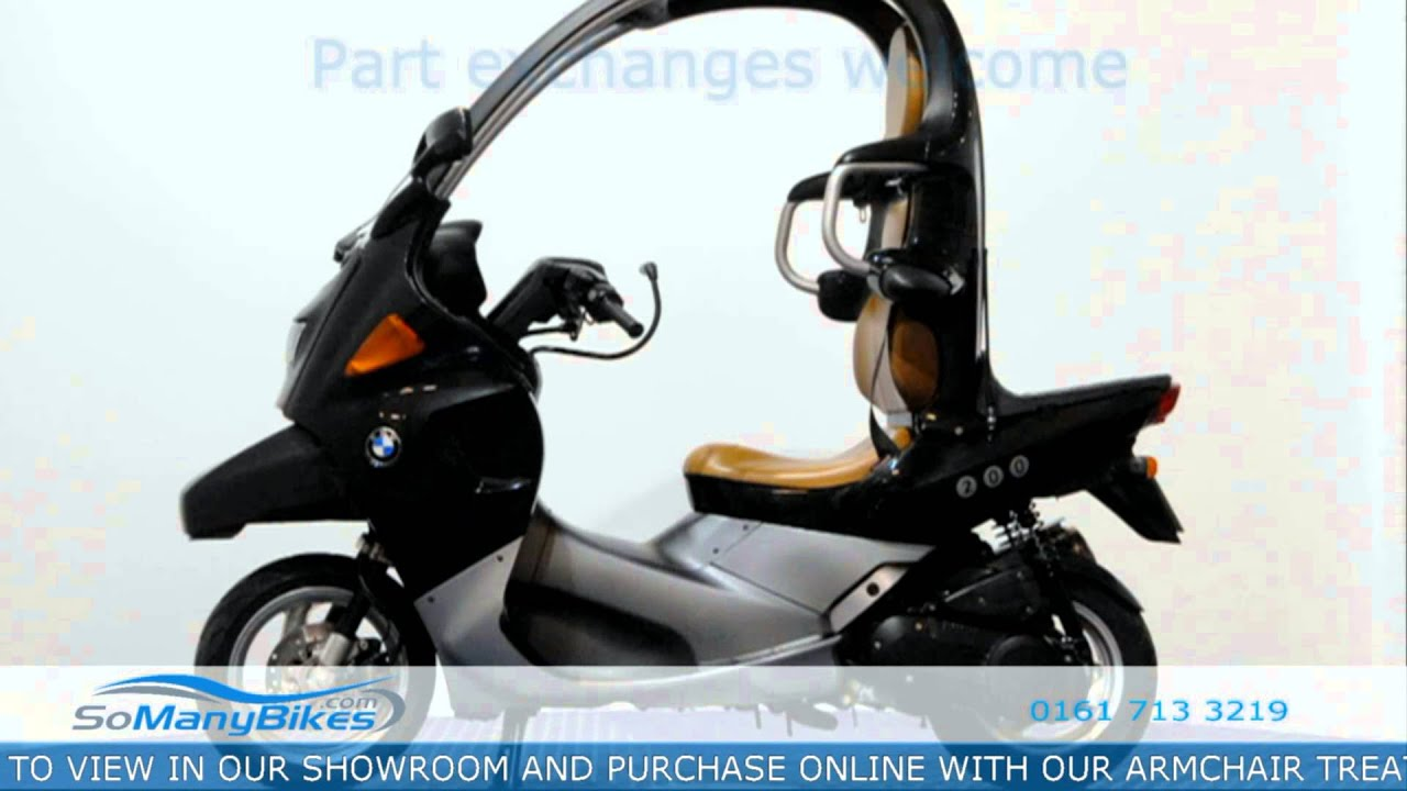 Bmw C1 200 Overview Motorcycles For Sale From Somanybikes Com