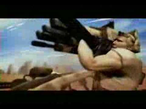 G.I.Joe Toy Commercial CGI (USA - CANADA)