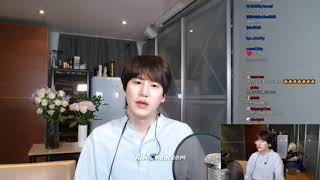 "200405 Have to sing Vs. Want to sing ""하루 종일 / All Day Long"" by KYUHYUN Live"