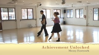 Dancing and Stuff: Ballroom VLOG #3 Training, Stretches, and Shenanigans