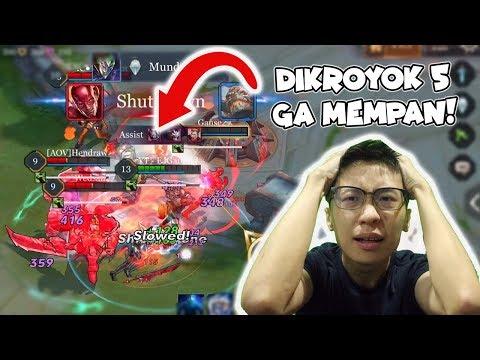 HERO BARU MACAM APA INI! ROXIE GAMEPLAY  - AOV Indonesia