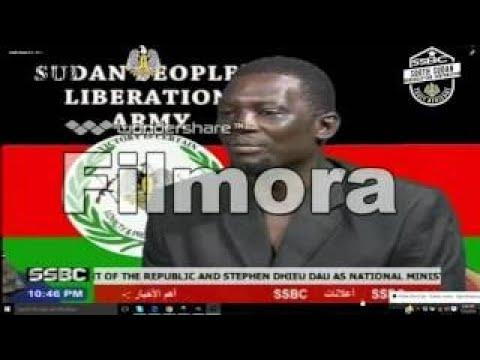 South Sudan News -SPLA