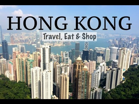 Where to Eat in Hong Kong? #VLOG1