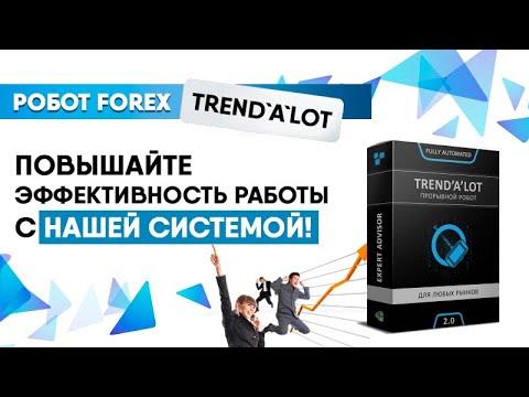 Автоматическая торговая система Trend'a'Lot / Automatic Expert Advisor