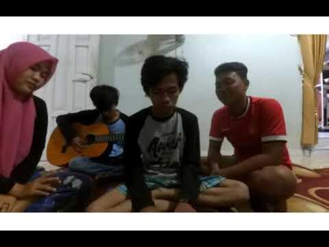 Dendam Belipat (Lagu Daerah Lahat) cover by TriGu