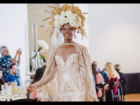 Fashion Week Columbus 2017 High Fashion Tea Runway Show Video