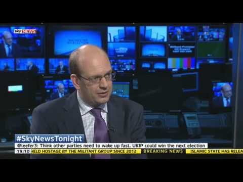 UKIP'S Mark Reckless On By-Election Win