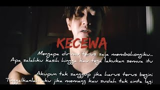 VAGETOZ - KECEWA (Teguh Permana Version) live akustik