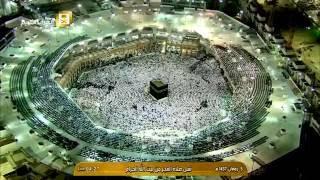 صلاة الفجر الجمعة 5 -9- 1437: الشيخ صالح بن حميد