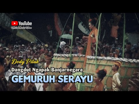 Dedy Pitak ~ GEMURUH KALI SERAYU # Lagu Banjarnegara Festival Karnaval Serayu