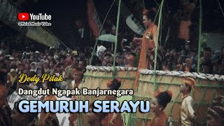 Gambar cover Dedy Pitak ~ GEMURUH KALI SERAYU # Lagu Banjarnegara Festival Karnaval Serayu