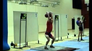 IKSFA кіно.Сергій Меркулин, Довгий Цикл, Чемпіонат Світу-2010.