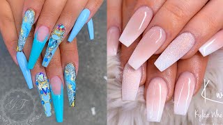 New Nail Designs💄😱 The Best Nail Art Designs Tutorial Compilation