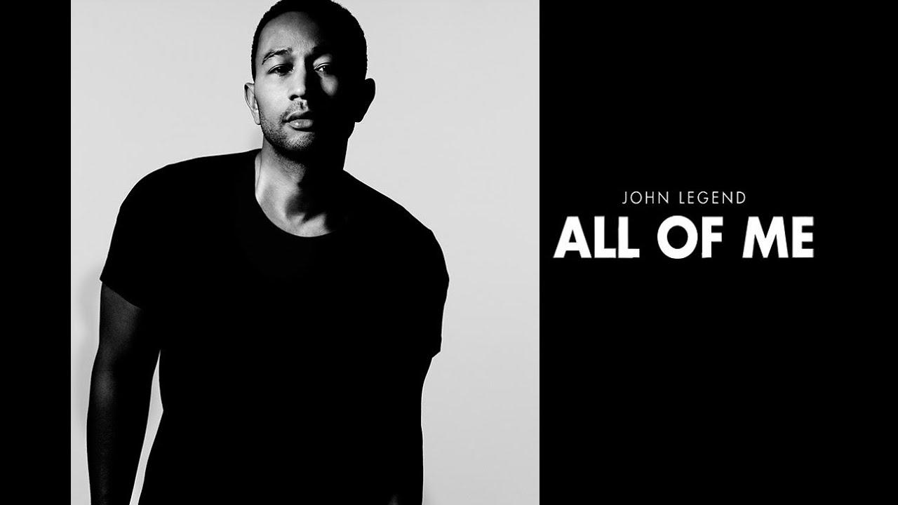 All Of Me - John Legend (Subtitulos Ingles/Español) - YouTube