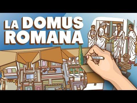 ¿Cómo vivían los romanos adinerados?