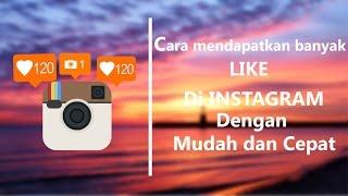 Cara mendapatkan banyak LIKE di Instagram dengan mudah dan cepat (Trik)