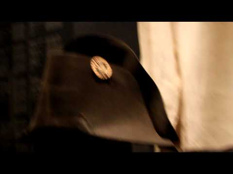 Napoleon's garb & death mask