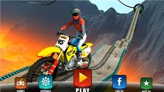 ► Impossible Motor Bike Tracks | Android Gameplay [HD]