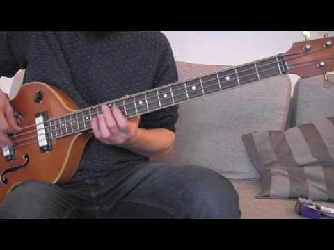 EKO Violin Bass Soundsample Demo Review