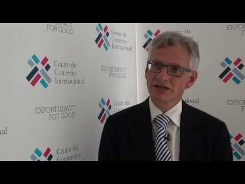 Hans-Peter Egler, Switzerland's State Secretariat for Economic Affairs -- ITC