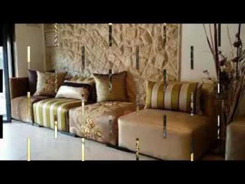 ابداع الصالونات المغربية (salon marocain)