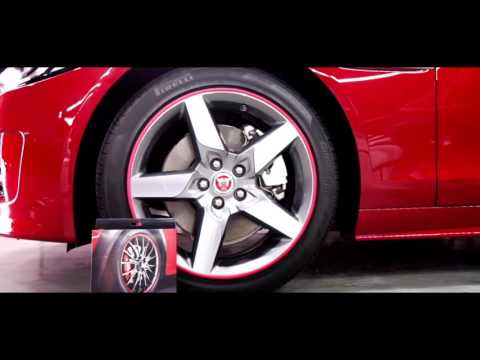 Scuffs by Rimblades Alloy Wheel Rim Protectors