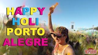 EU FUI! HAPPY HOLI - PORTO ALEGRE | #AtoaPorAi