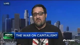 Mimi Soltysik Socialist Party USA 2016 presidential candidate on Socialism