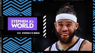 'JaVale McGee on Team USA is actually a good thing' - Stephen A. Smith