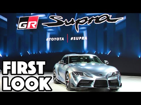 2020 TOYOTA SUPRA - Overview and Walk Around