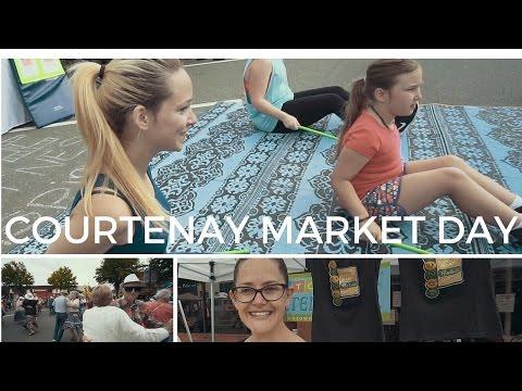 Happy Market Day Courtenay / Island Soul Films
