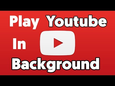 How to Play Youtube Videos in Background For Free [2016]